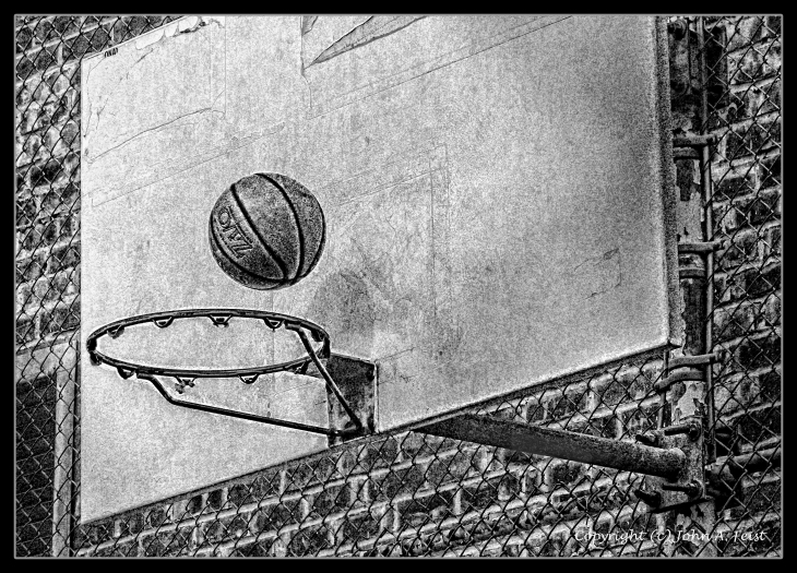 Schoolyard Basketball